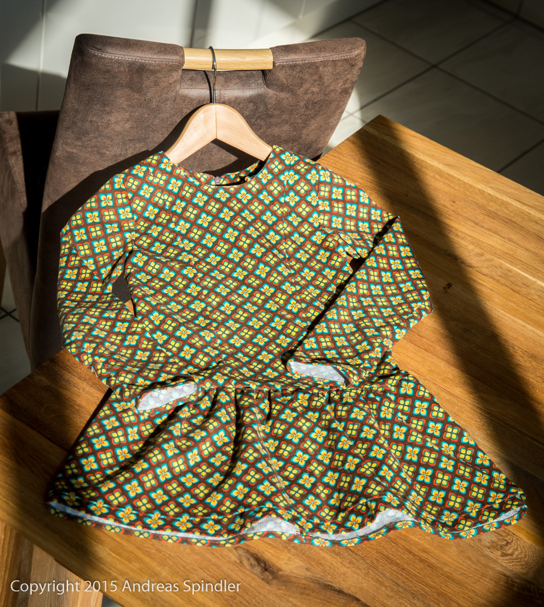 Cord-Kleidchen