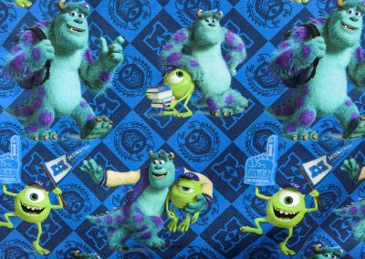 Pixar Monster University